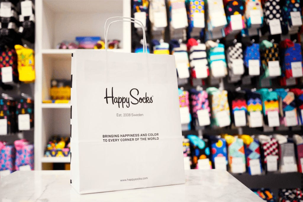 Confezione calzino happy socks regalo feste